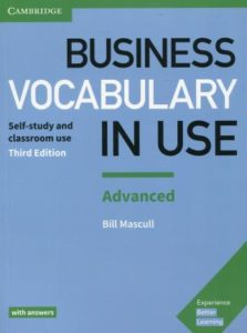 C1 Business Vocabulary in Use Advanced Book with Answers
